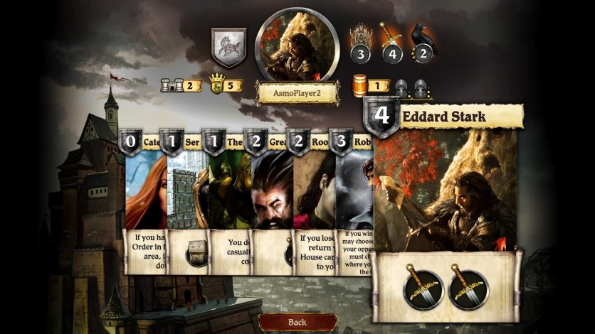 Screenshot 2 - A Game of Thrones: The Board Game - Digital Edition