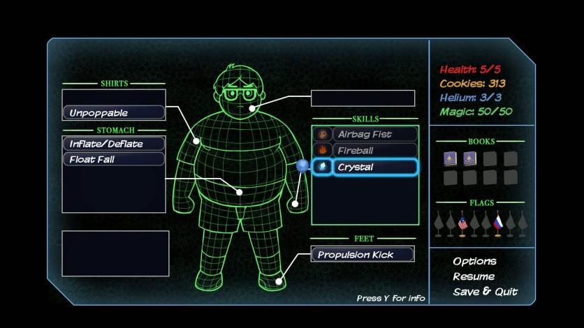 Screenshot 3 - Adventures of Chris