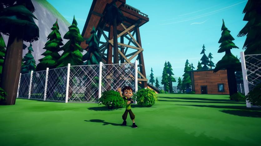 Screenshot 2 - Ben 10: Power Trip