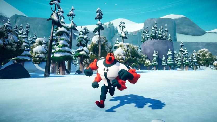 Screenshot 5 - Ben 10: Power Trip