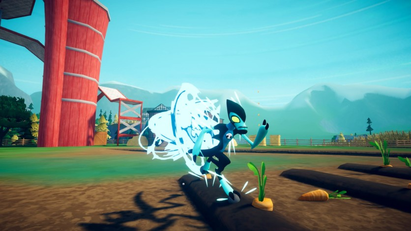 Screenshot 4 - Ben 10: Power Trip