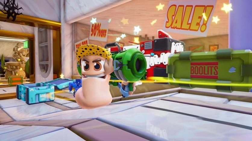 Screenshot 11 - Worms Rumble