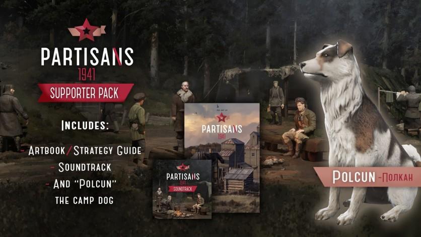 Screenshot 1 - Partisans 1941 - Supporter Pack