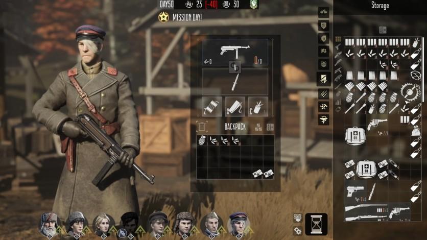 Screenshot 12 - Partisans 1941 - Supporter Pack
