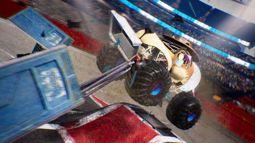 Screenshot 2 - Monster Truck Championship Rebel Hunter Edition