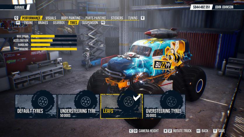 Screenshot 8 - Monster Truck Championship Rebel Hunter Edition