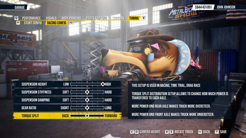 Screenshot 3 - Monster Truck Championship Rebel Hunter Edition