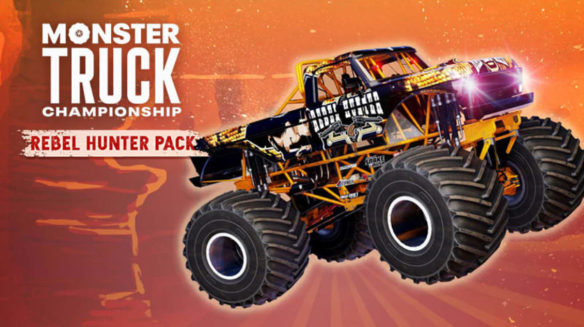 Screenshot 1 - Monster Truck Championship Rebel Hunter Pack