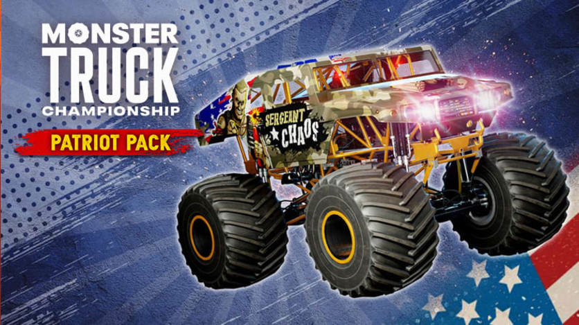 Screenshot 1 - Monster Truck Championship Patriot Pack