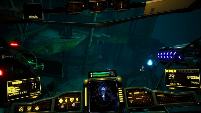 Screenshot 4 - Aquanox: Deep Descent