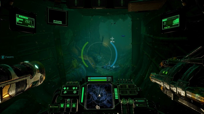 Screenshot 10 - Aquanox: Deep Descent