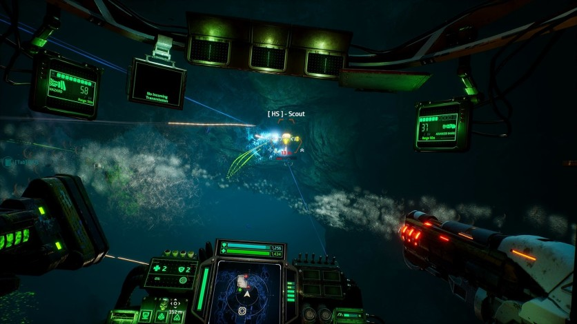 Screenshot 2 - Aquanox: Deep Descent
