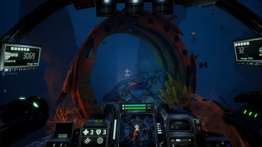 Screenshot 9 - Aquanox: Deep Descent