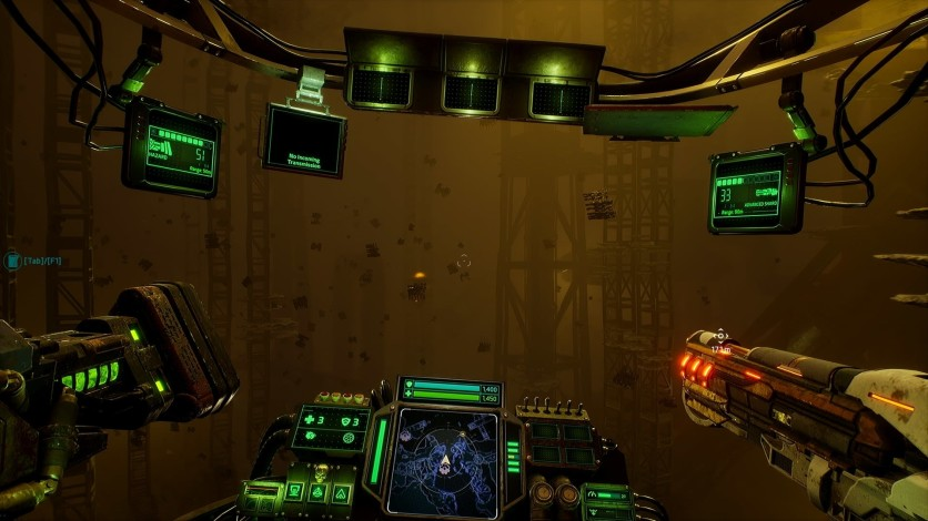 Screenshot 11 - Aquanox: Deep Descent - Collector's Edition