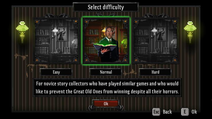 Screenshot 7 - Lovecraft's Untold Stories + OST + Artbook