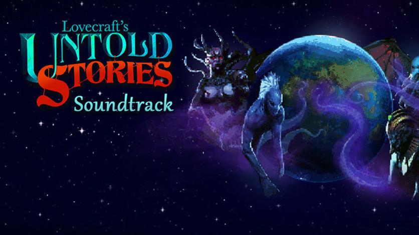 Screenshot 1 - Lovecraft's Untold Stories OST