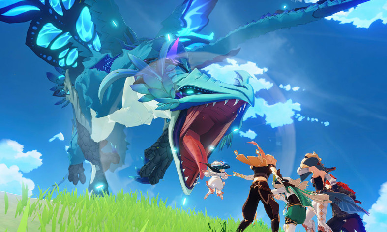 Screenshot 3 - Genshin Impact