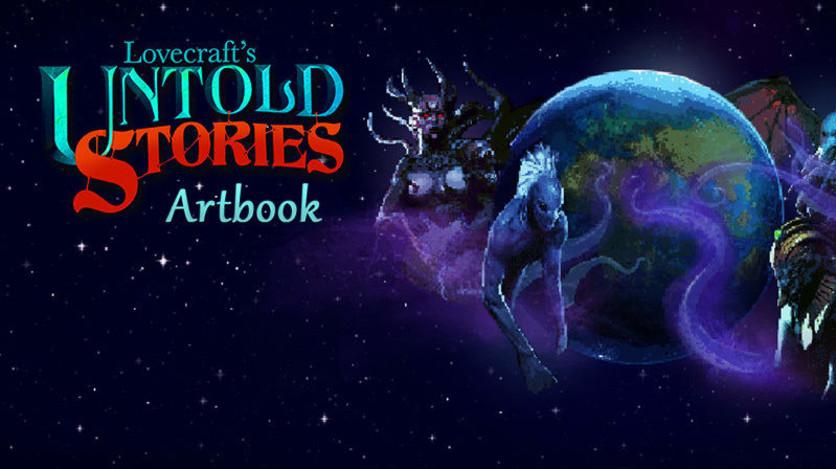 Screenshot 1 - Lovecraft's Untold Stories Artbook