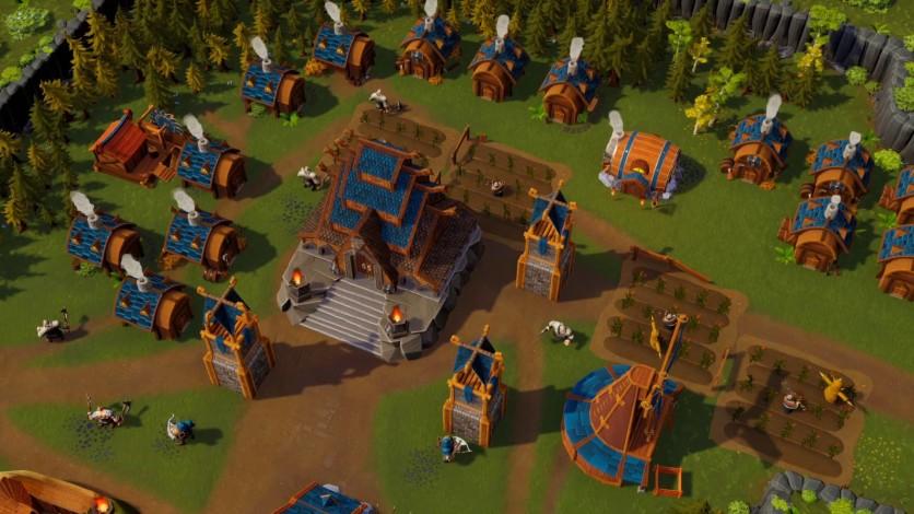 Screenshot 2 - DwarfHeim