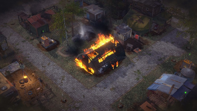 Screenshot 3 - Surviving the Aftermath