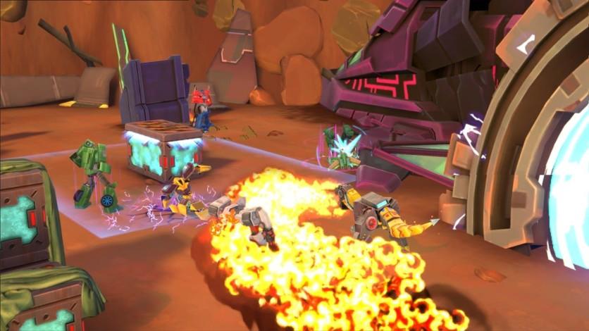 Screenshot 7 - Transformers: Battlegrounds