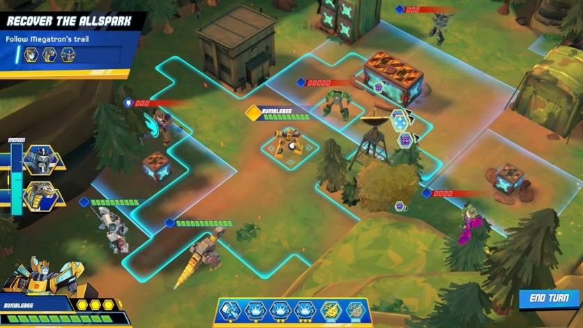 Screenshot 5 - Transformers: Battlegrounds