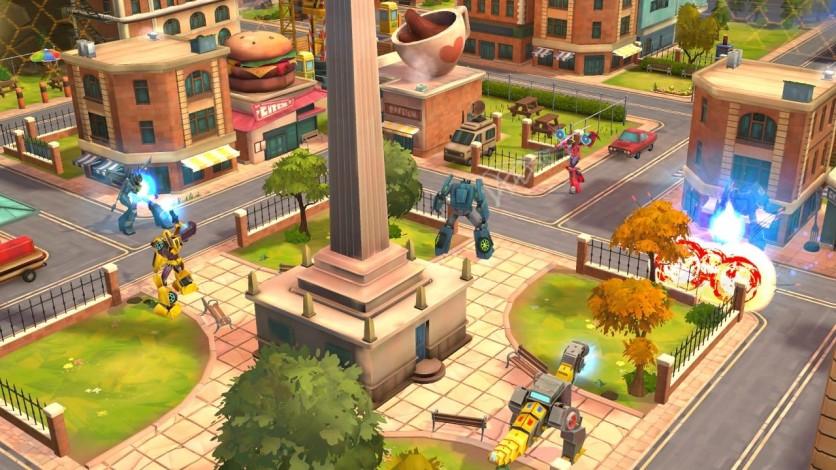 Screenshot 8 - Transformers: Battlegrounds