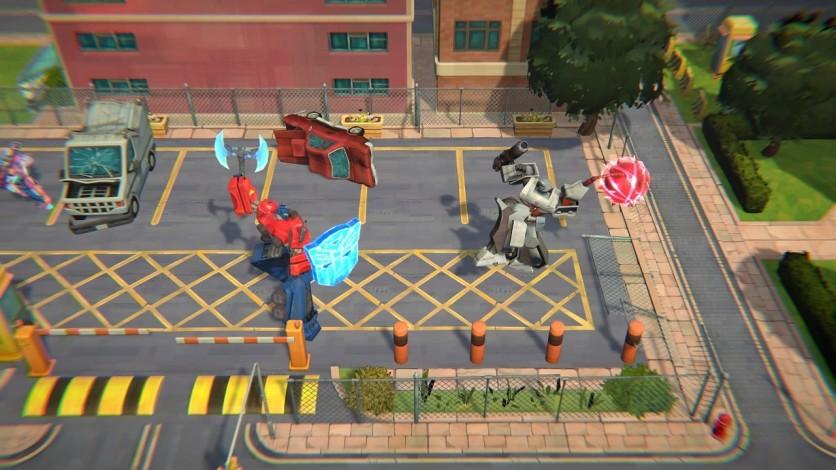 Screenshot 6 - Transformers: Battlegrounds