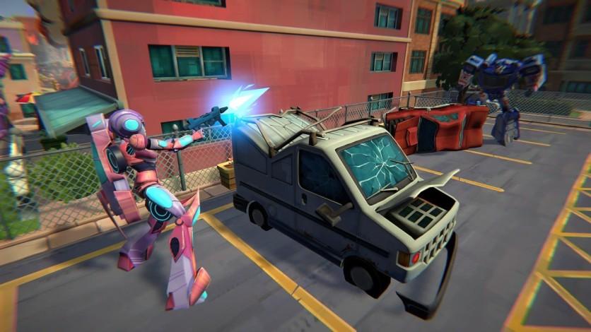 Screenshot 2 - Transformers: Battlegrounds