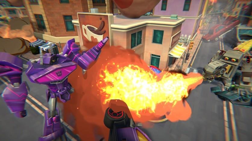 Screenshot 3 - Transformers: Battlegrounds