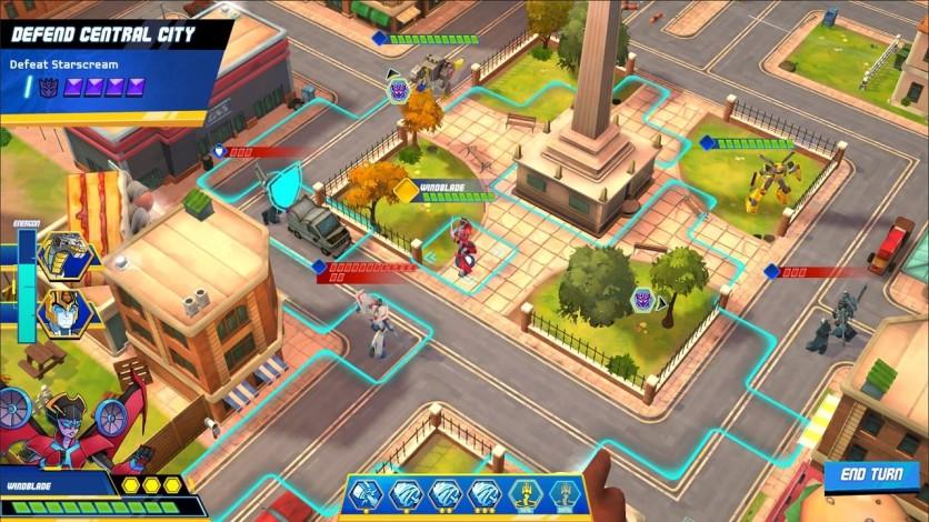 Screenshot 4 - Transformers: Battlegrounds