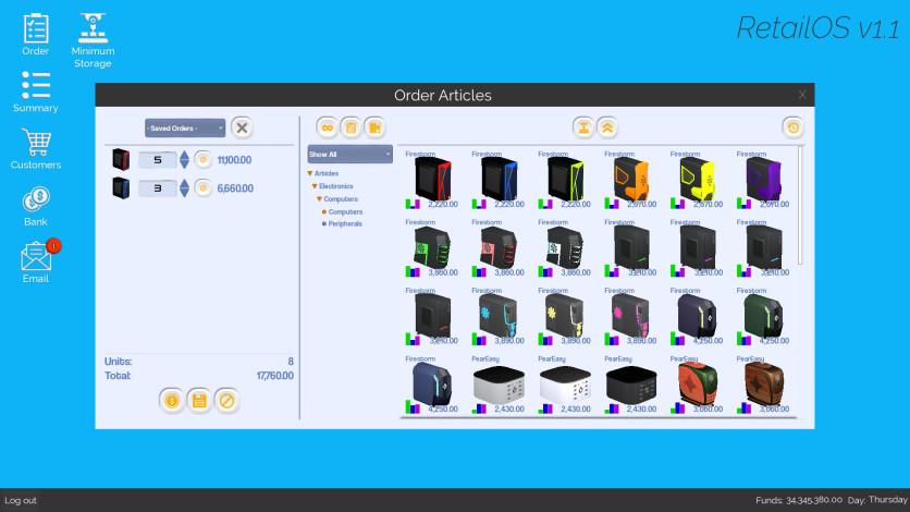 Screenshot 9 - King of Retail