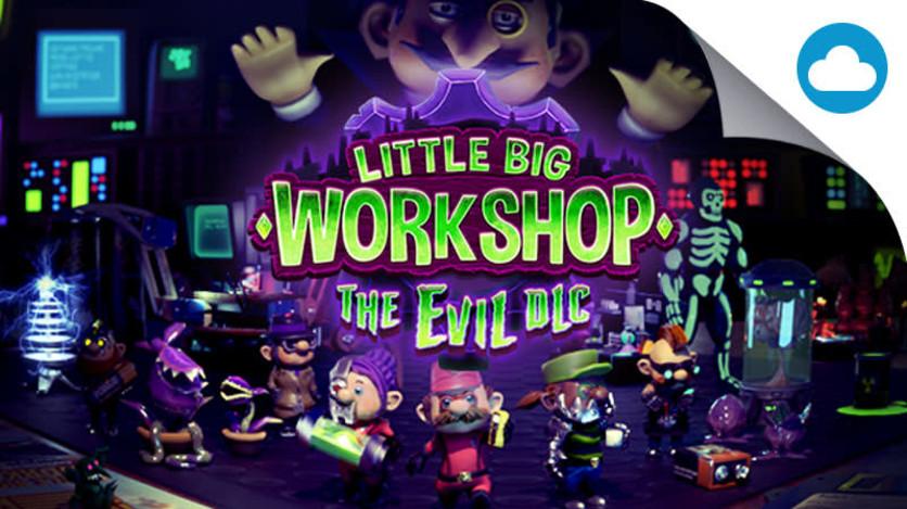 Screenshot 1 - Little Big Workshop - The Evil DLC