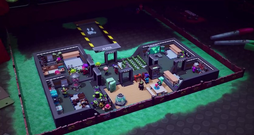Screenshot 6 - Little Big Workshop - The Evil DLC