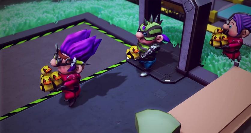 Screenshot 3 - Little Big Workshop - The Evil DLC