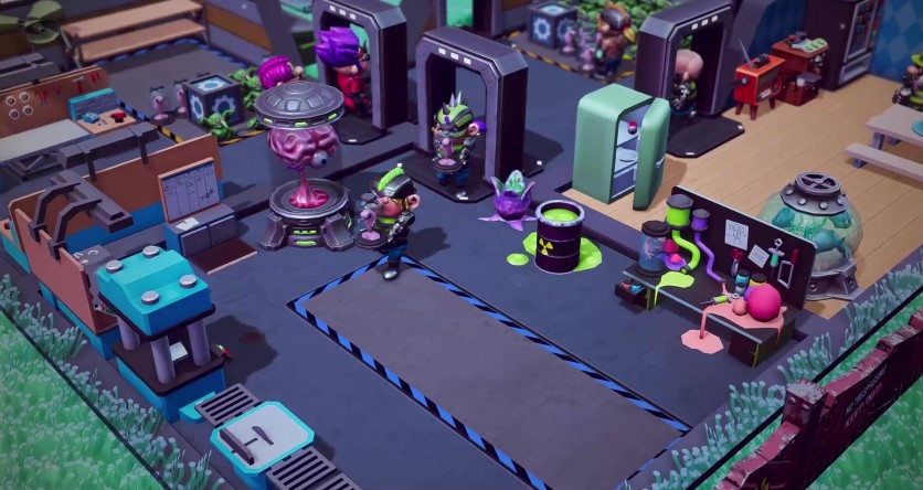 Screenshot 7 - Little Big Workshop - The Evil DLC