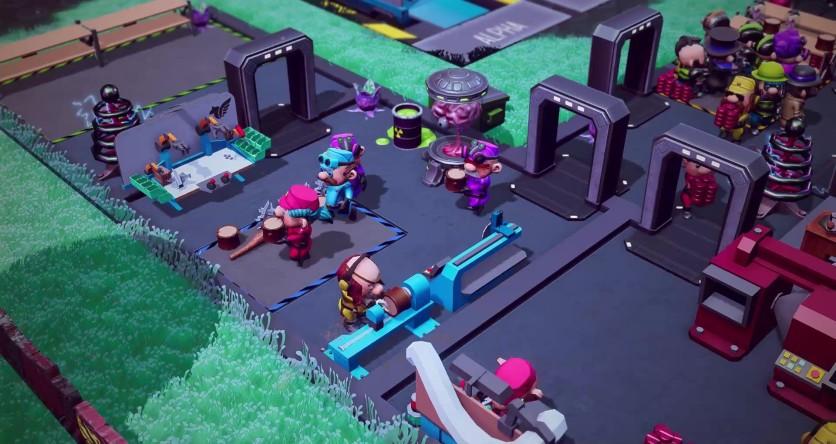 Screenshot 2 - Little Big Workshop - The Evil DLC