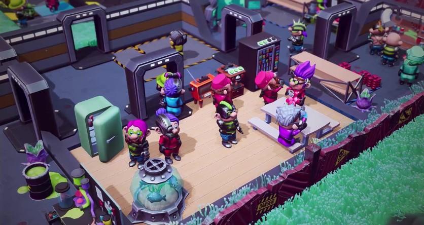 Screenshot 4 - Little Big Workshop - The Evil DLC