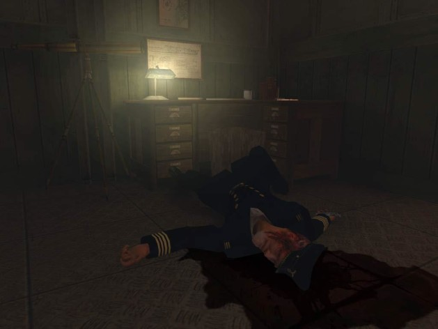 Screenshot 4 - Call of Cthulhu®: Dark Corners of the Earth