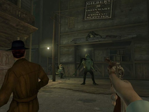 Screenshot 6 - Call of Cthulhu®: Dark Corners of the Earth