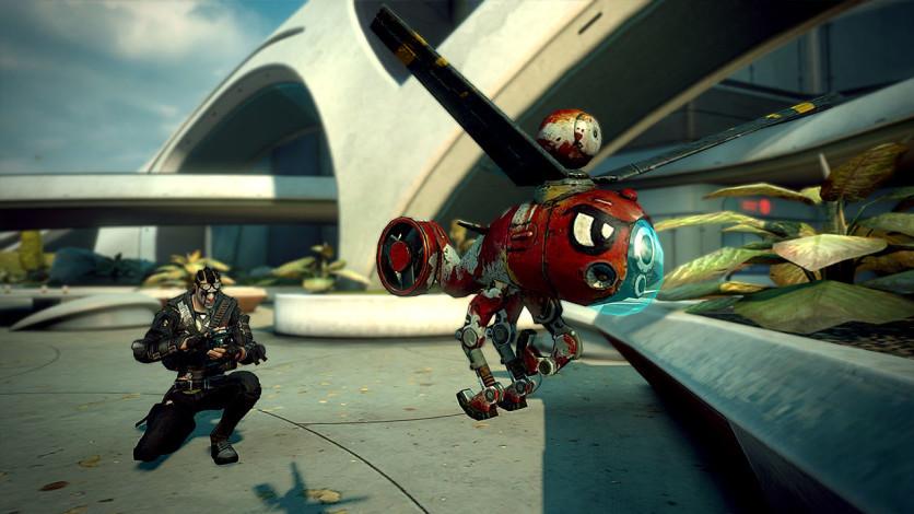 Screenshot 2 - BRINK: Agents of Change