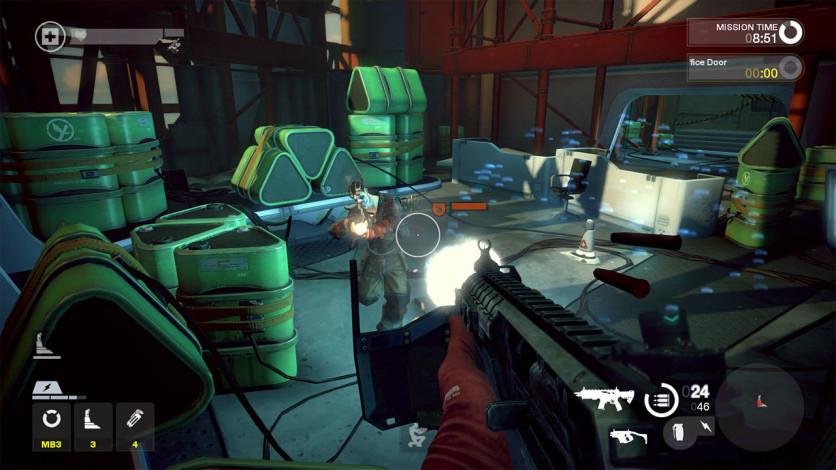 Screenshot 1 - BRINK: Agents of Change