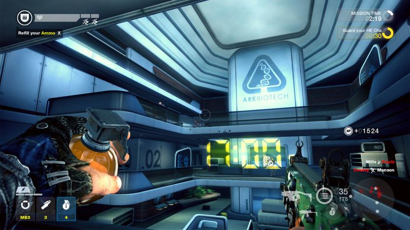 Screenshot 5 - BRINK: Agents of Change