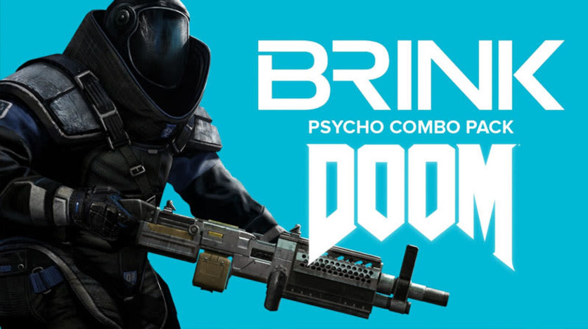 Screenshot 1 - BRINK: Doom/Psycho Combo Pack