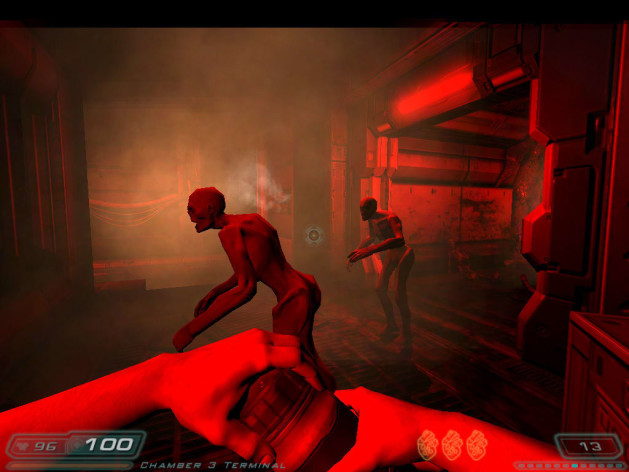 Screenshot 3 - DOOM 3 Resurrection of Evil