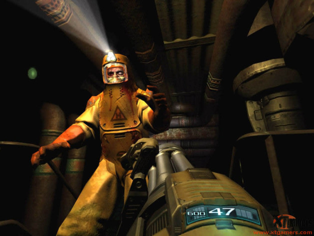 Screenshot 1 - DOOM 3 Resurrection of Evil