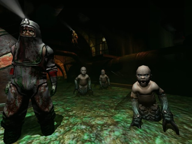 Screenshot 2 - DOOM 3 Resurrection of Evil