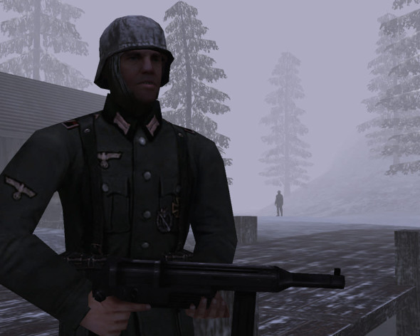 Screenshot 4 - Return to Castle Wolfenstein