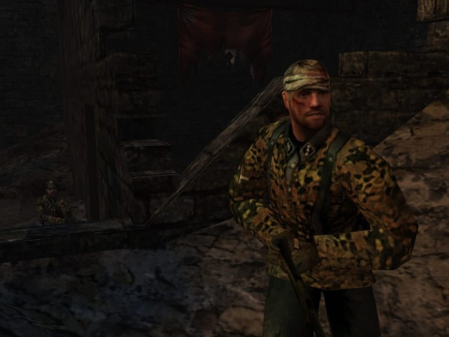Screenshot 5 - Return to Castle Wolfenstein