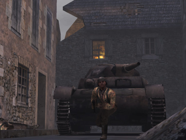 Screenshot 8 - Return to Castle Wolfenstein